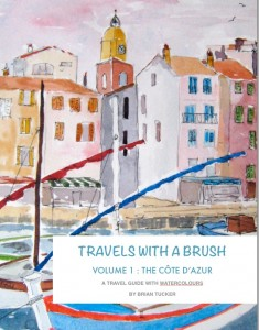 Cote d'Azur Book Cover