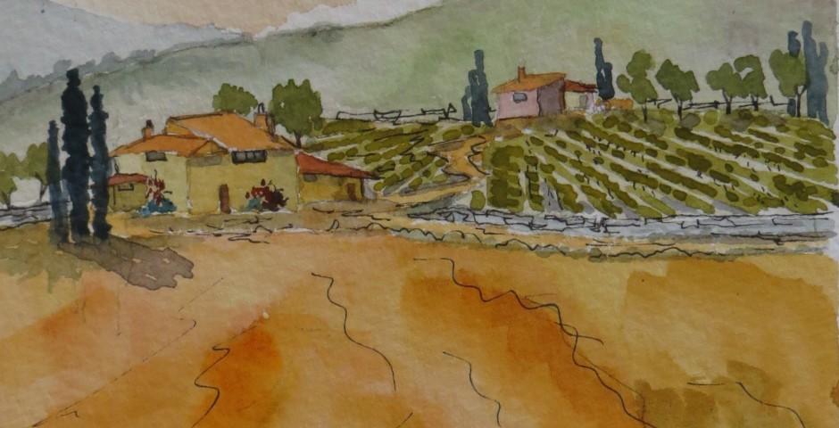 Farmhouse in Provence. £90